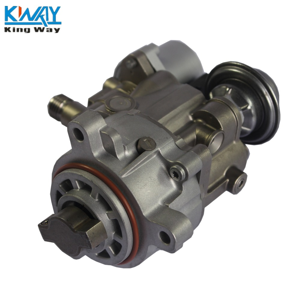 Free shipping king way new high pressure fuel pump for genuine bmw n54 n55 engine 335i 535i 13517616170