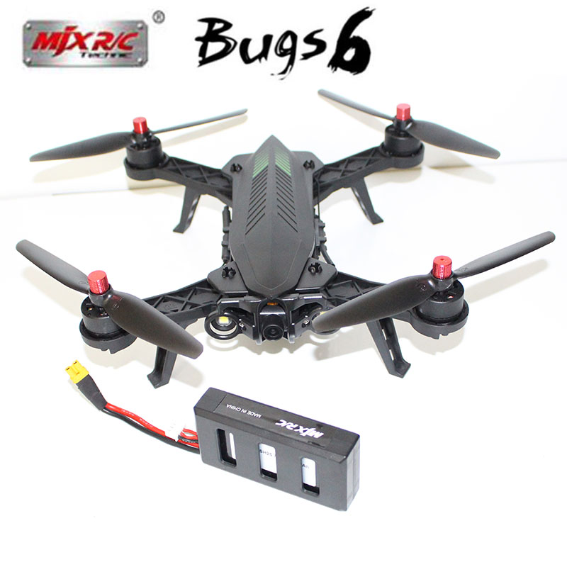 MJX B6 Bugs 6 RC Quadrocopter Drone With 1600kv Brushless
