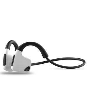 Image 2 - Bluetooth 5.0 Original headphones Bone Conduction Headsets Wireless Sports earphones Handsfree Headsets Support Drop Shipping