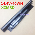 14.4V 40WH Original XCMRD Laptop Battery For DELL Inspiron 3421 14R 5421 3521 15R 5521 3721 17R  5721 0MF69 24DRM MR90Y G019Y