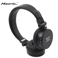 Hisonic Bluetooth Earphone Wireless Stereo Foldable Earbuds Microphone Casque Audio Auriculares Headset Headphone Earphone