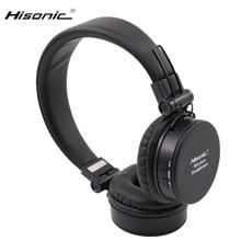Hisonic bluetooth deporte auricular inalámbrico micrófono gaming headset auriculares inalámbricos estéreo plegable auriculares audifonos