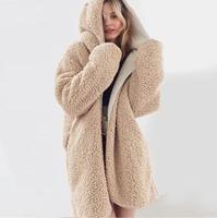 New 2018 Spring Autumn Women Hoodies Fleece Hooded Long Sleeve Thicken Jackets Women Winter Warm Sweatshirts