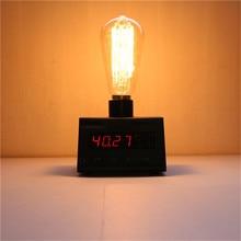 Mooie 220 v E27 Gloeilamp 40 W Эдисон ST64 лампы накаливания лампада voor home decor 6 stks/комплект