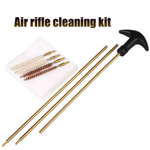 Airgun Air Rifle  Cleaning Kit Maintenance Suitable For 177 And 22 Caliber Hunting Shots