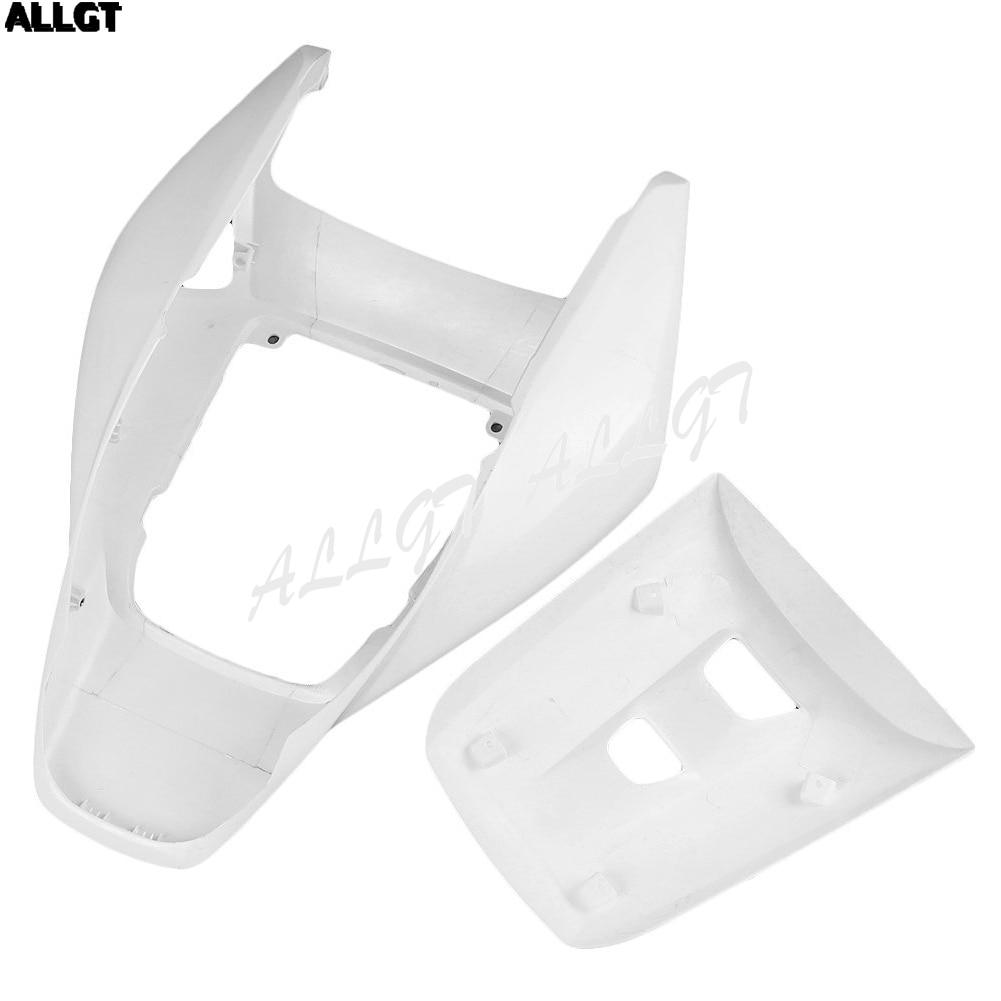 ALLGT ABS plastic Unpainted Tail Rear Fairing For Honda CBR 1000RR 2004 2005 2006 2007 for yamaha 2003 2004 2005 yzf r6 unpainted motorcycle tail rear fairing abs plastic 03 04 05