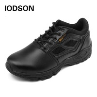 Size 38 45 Men's Military Combat Shoes Tactical Ankle Boots Outdoor Desert Special Force Boats Army Training Shoes JR646