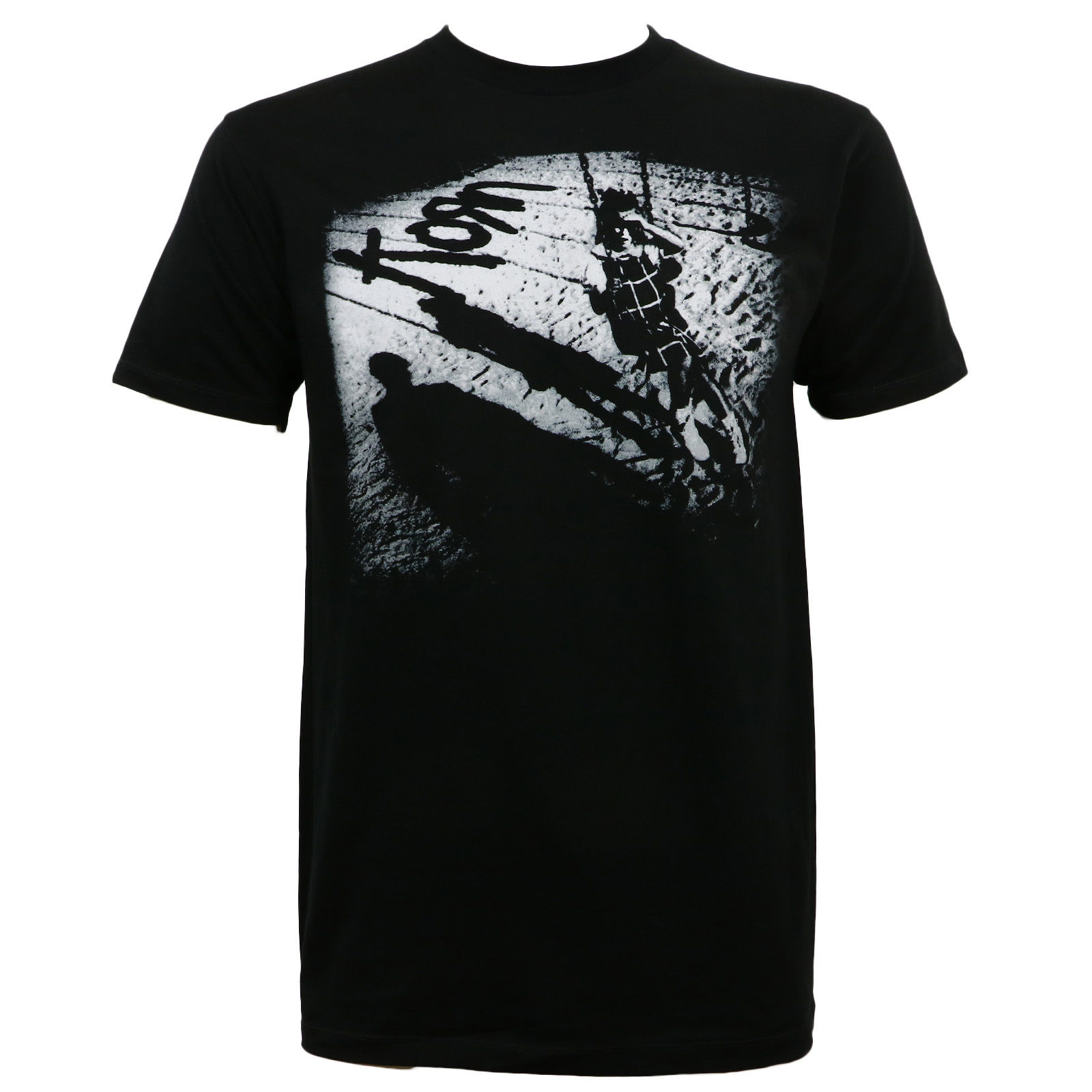 Men's Clothing Objective Okoufen Authentic Korn Band Sandbox Self Titled Album Cover Slim Fit T-shirt S-2xl New Mens T-shirt Good For Energy And The Spleen