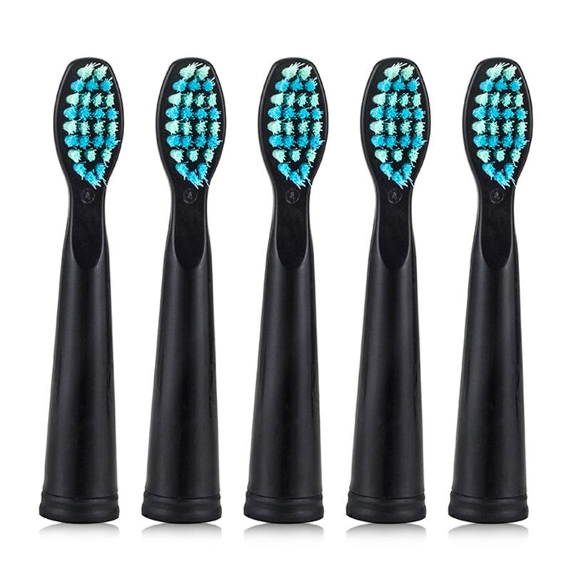 Seago électrique brosse à dents têtes Sonic remplaçable doux soies brosse têtes voyage boîte mallette de rangement adapté pour SG-507/949/610