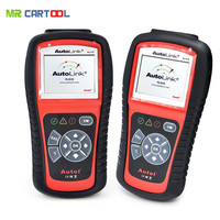 2013 Top Professional Lowest Price Free Shipping Original Multi Language Autel AutoLink AL519 OBD II And
