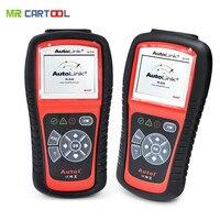2013 Top Professional Lowest Price Free Shipping Original Multi Language Autel AutoLink AL519 OBD II And