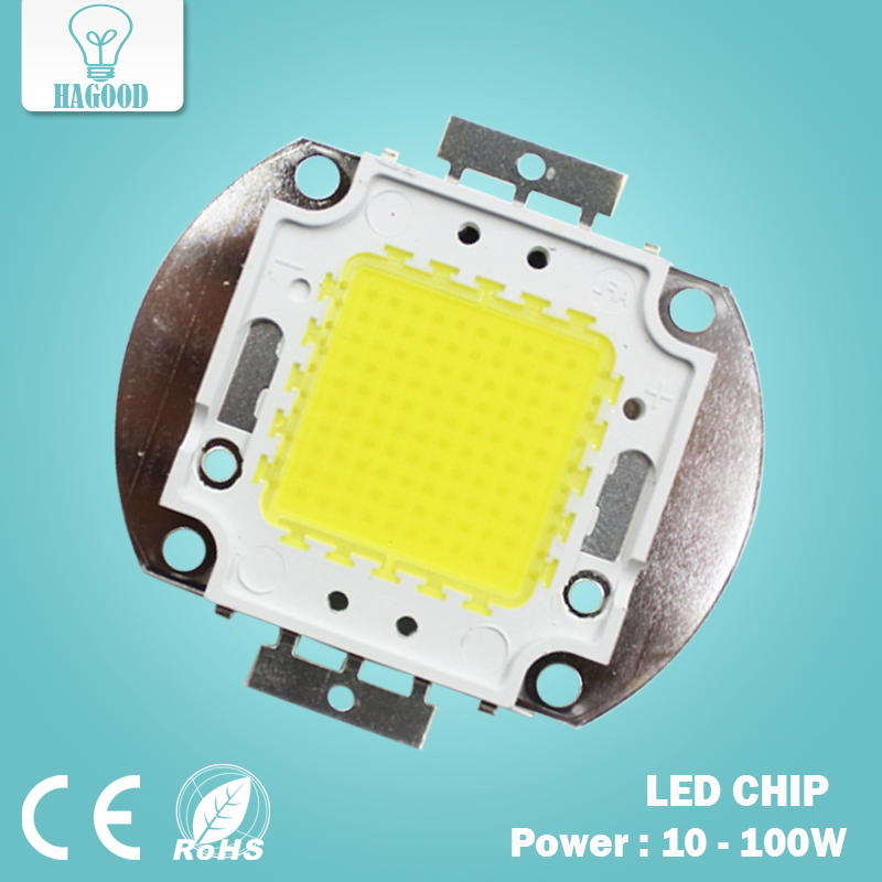 1pce Super good RGB/White Light-emitting diode 10W 20W 30W 50W 100W LED Integrated High power LED bulb EPISTAR led lamp