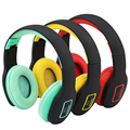 Earhones bluetooth estéreo sem fio fones de ouvido bluetooth 4.1 fone de ouvido sobre a orelha fone de ouvido fones de ouvido para iphone android