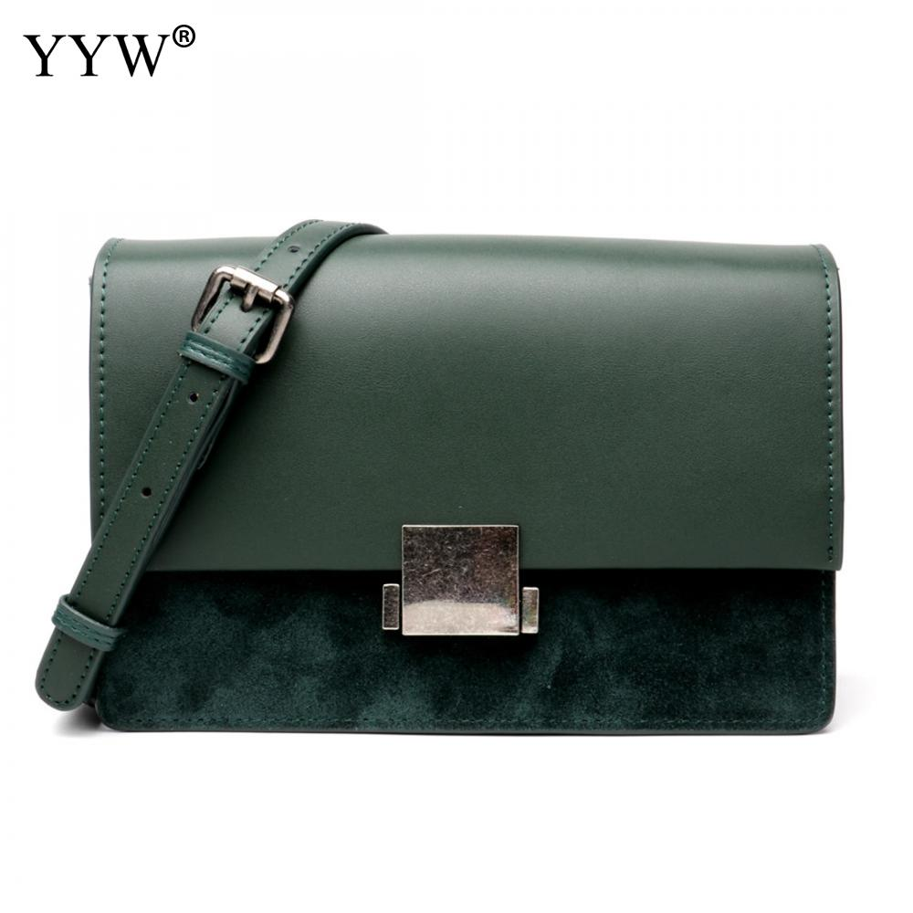 Luxury Women Bags Designer Green Crossbody Bag for Female Shoulder Bag Lady Leather Handbag Famous Brand Mennenger Baguette Bag italian romantic baroque style female bag famous designer shoudler bag handbag luxury brand totes print crossbody bags for women