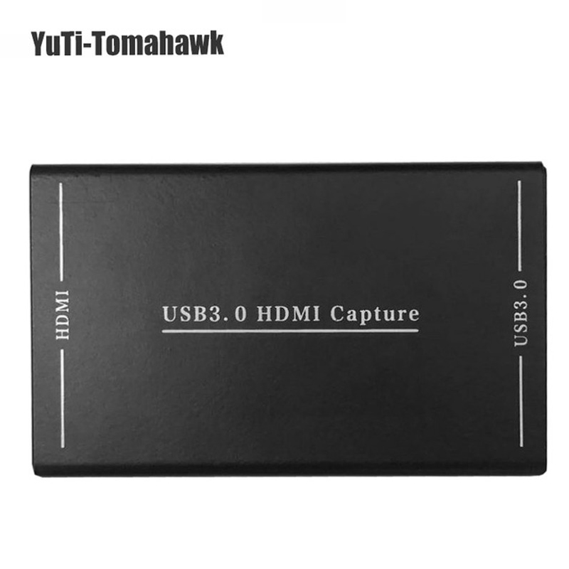 1080P HD Game Video Capture EC288H Drive Free USB 3.0 HDMI Video Capture Card Box HDMI Capture Dongle for Laptop PC dhl free shipping high end 1080p hdmi video capture card pci pcie hdmi video streaming grabber hd game capture card for pc