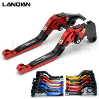 For Honda CBR1000RR FIREBLADE 2008 2018 CNC Motorcycle Accessories Adjustable Folding Brake Clutch Levers CBR 1000RR