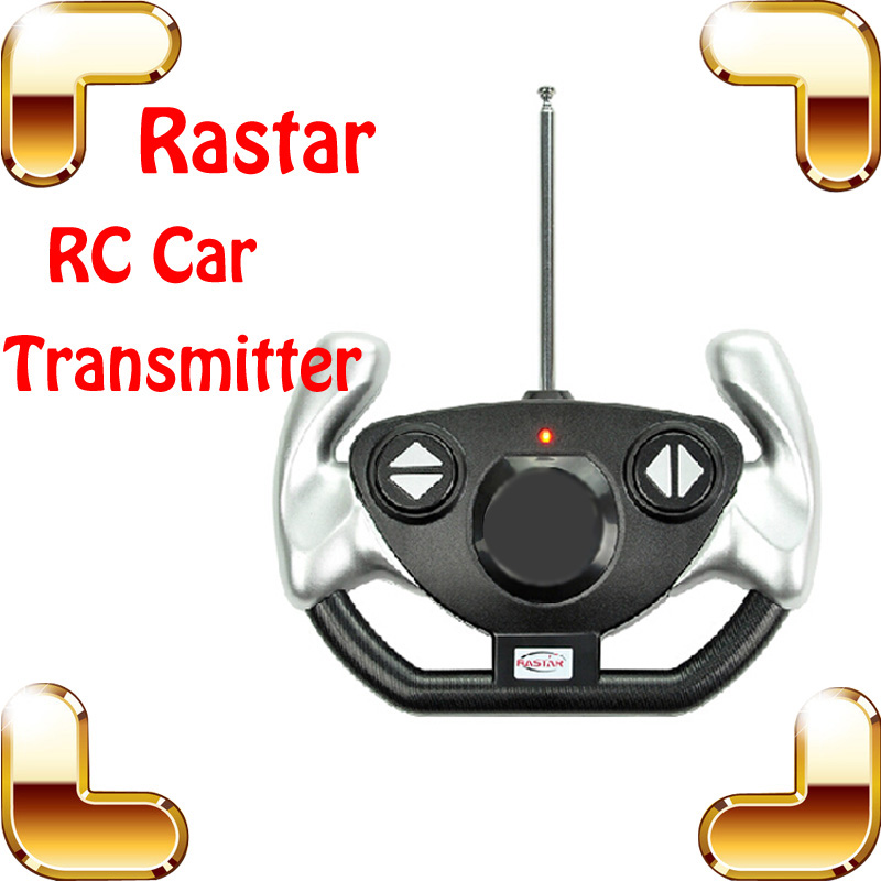 New Year Gift Rastar RC Transmitter 27/<font><b>40MHz</b></font> <font><b>Remote</b></font> <font><b>Controller</b></font> For Rastar RC Car Spare Parts For Vehicle Toy Radio Part image