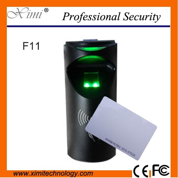 tcpip rfid optical sensor office security device fingerprint access control door lock