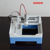 300MW Laser engraving machine  Automatic carving 300mw Laser Mini laser engraver for 1pcs