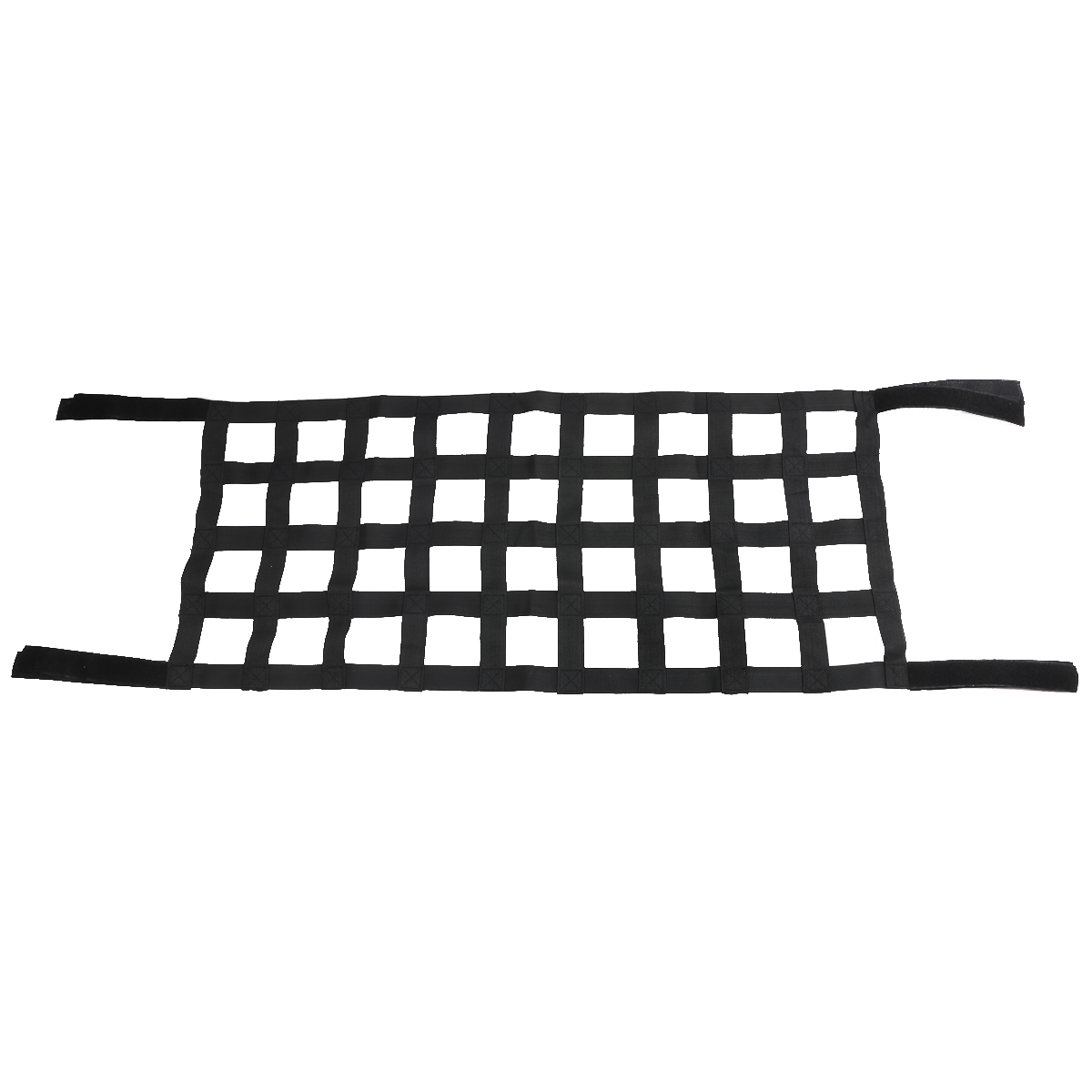 Mayitr 1pc Durable Mesh Car Top Roof Hammock High Quality Car Exterior Rest Bed Cargo Net For Jeep Wrangler Jl Jk 2007-2018