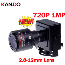 2.8-12mm lens HD720P mini IP CCTV camera cctv ip Camera RJ45 wired camera internet security CCTV,h.264 TCP/IP security camera