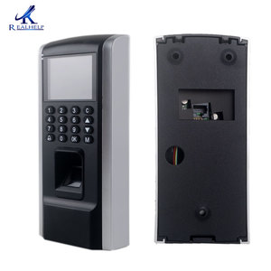 Image 2 - Cheaper Fingerprint Access Control Device TCP IP Employee Time Attendance with Access Control F8 Keypad RFID Biometric Access