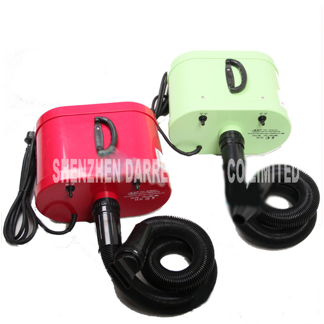2300 W Dual engine s22-2300  pet dog hair dryer dryer for laundry PC Shell material