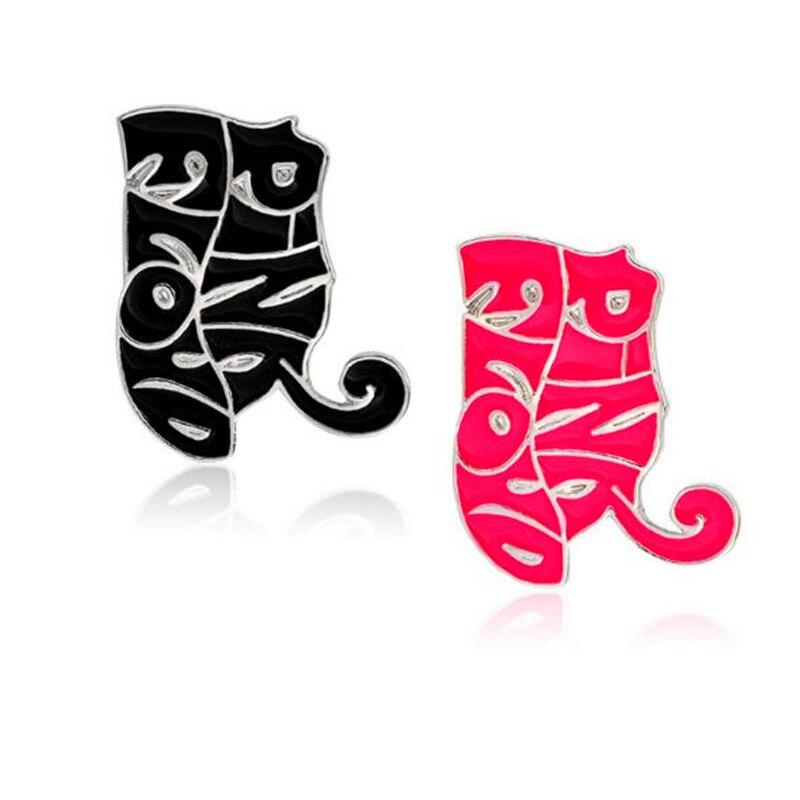Новое поступление Мода животных контакты абстрактный Papercut Cat контактами для подарки для девочек BP156-157 ...
