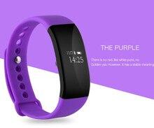 V66 Спорт Смарт часы Bluetooth 4.0 умный Браслет Браслеты часы для Android IOS Телефон для мужчин и женщин PK mi Группа 2