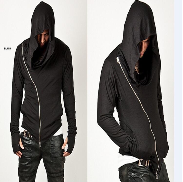 Schnelle lieferung Mode creed Mit Kapuze Männer Hoodies Männer Kausalen Sportbekleidung Oberbekleidung Trainingsanzug Sweatshirt Größe M-3xl
