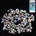 Ferramentas de reparo do telefone móvel conjunto parafuso completo para iphone 5s