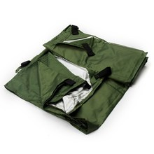 3mx3m Waterproof Tarp Sun Shelter Survival Camping Climbing Outdoor Tent Patio sun Shade Awning Canopy Garden tent Shades