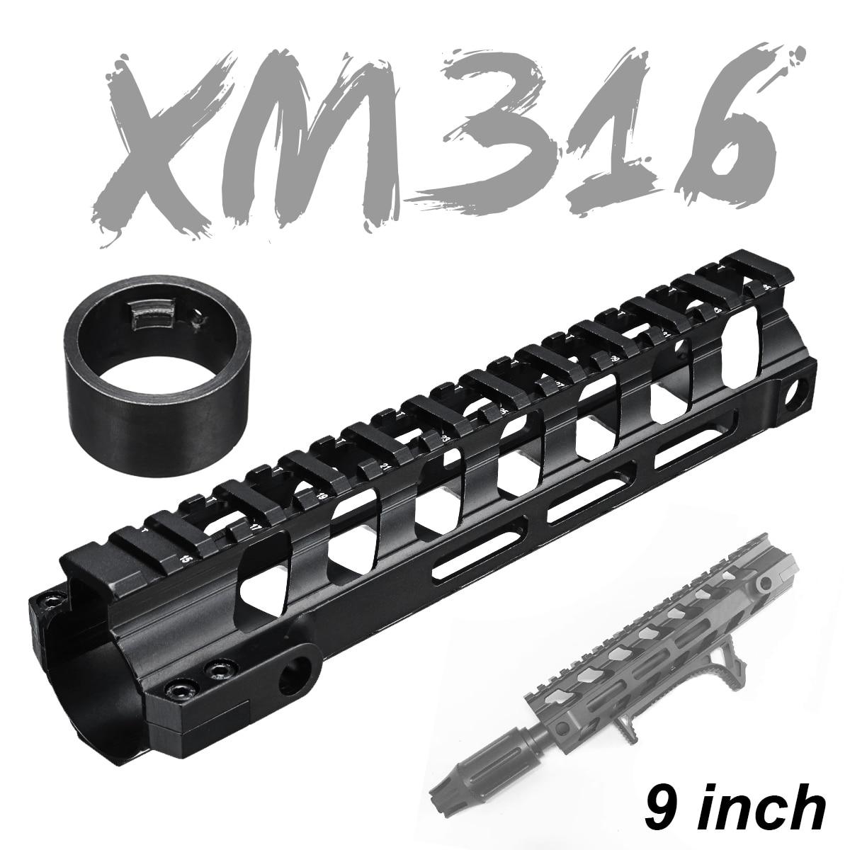 23cm Gel Ball Fishbone Upgrade Aluminium for JinMing Gen8 XM316 Receiver