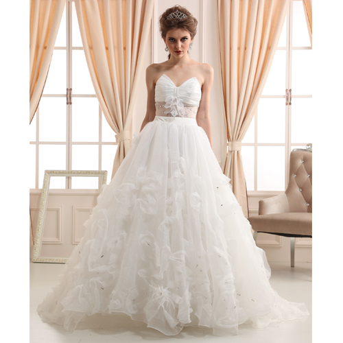 Zhongshan China Famous Brand Natural Hope Wedding Dresses Gown Gelinlik