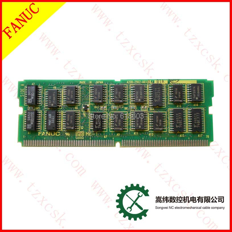 DHLor Fedex free shipping 100% tested FANUC circuit boards A20B-2902-0030 cnc control  spare part  warranty for three months