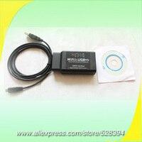USB כלי לאבחון המקצועי ELM327 WIFI סורק OBD2 elm 327 ממשק WI-FI OBDII OBD II EOBD OBD-2 Scan Tool