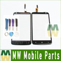 1PC / Lot For Lenovo S820 Touch Glass Digitizer Touch Screen  with tools Black  Color