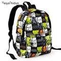 MeiyaShidun новое прибытие дети Звездные войны мультфильм печать рюкзак детский сад, школьные сумки маленькие дети сумка детские школьный
