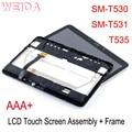 WEIDA LCD замена 10 1