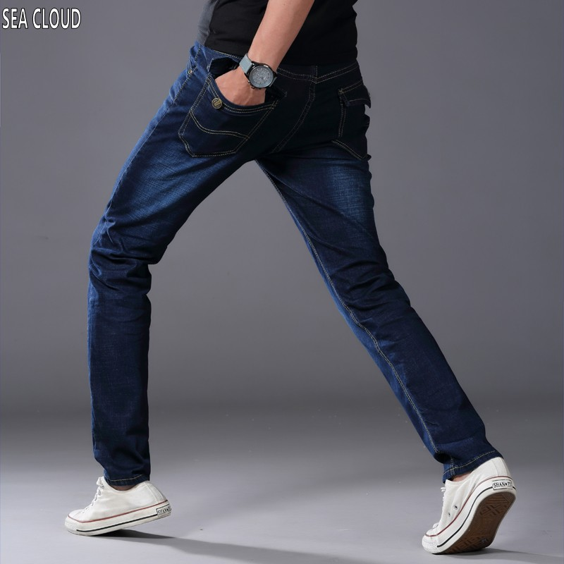Sea Cloud Free shipping Spring & summer jeans male straight plus size long trousers loose man pants extra large men's clothing free shipping autumn and winter male straight plus size trousers loose thick pants extra large men s jeans for weight 160kg