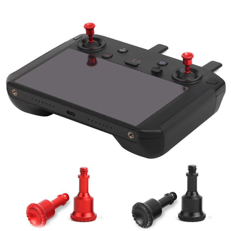 2 stuks Aluminium Thumb Rocker voor DJI Mavic 2 Smart Controller Joysticks voor Afstandsbediening met Screen Mavic 2pro zoom accessoire