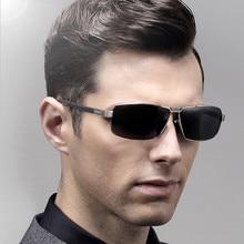 VEITHDIA Brand designer 2018 Square Sunglasses Men Polarized Vintage Sun Glasses oculos de sol Eyewear shades For males 2490