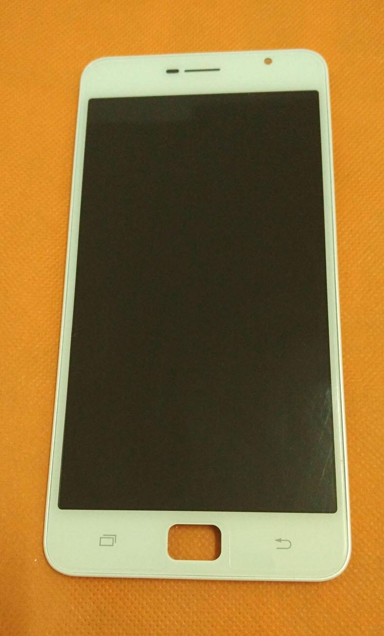 Utilisé LCD D'origine Display + Écran Tactile + Cadre pour Blackview Alife P1 Pro MTK6735 Quad Core 5.5 HD 1280x720 Livraison Gratuite