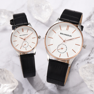 Men Women Couple Watches Luxur