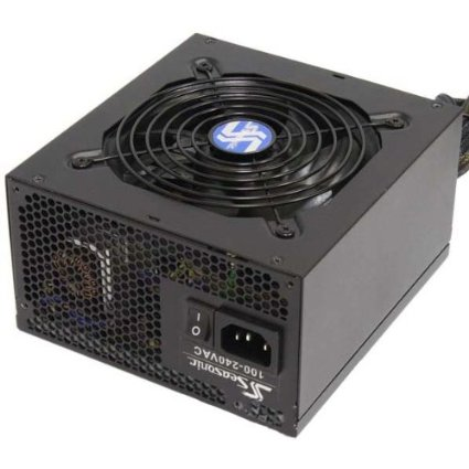 / M12D SS-850EM 850W rated power supply desktop muted silver super 1000W