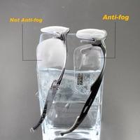 Protear защитные очки, защитные очки ясно Анти-туман устойчивостью линзы военных баллистических Стандартный защита UV 400