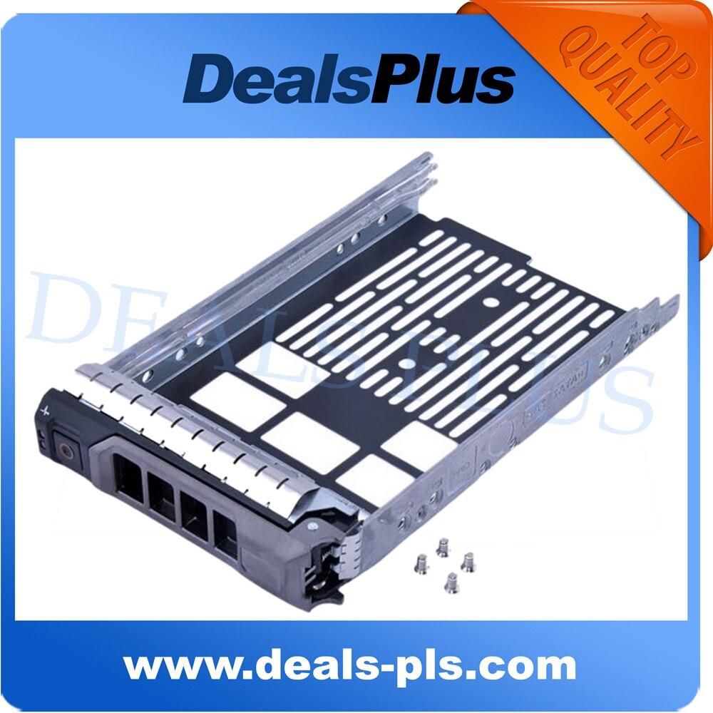 Nieuwe 3.5 '' SAS seriële SCSI SATA HDD lade Caddy F238F voor Dell - Computer kabels en connectoren - Foto 1