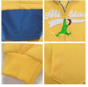 Image 5 - spring Autumn Baby rompers Hooded baby boys clothes Newborn Cotton Clothes streetwear Long Sleeve Infant Boys Girls jumpsuit