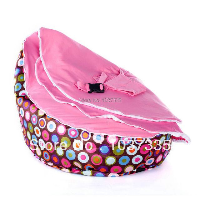 Superb Us 26 8 Two Layers Waterproof Baby Bean Bags Kids Bean Bag Baby Beanbag Seat Kids Furniture With 2 Upper Covers Bubble Pink In Baby Seats Gmtry Best Dining Table And Chair Ideas Images Gmtryco