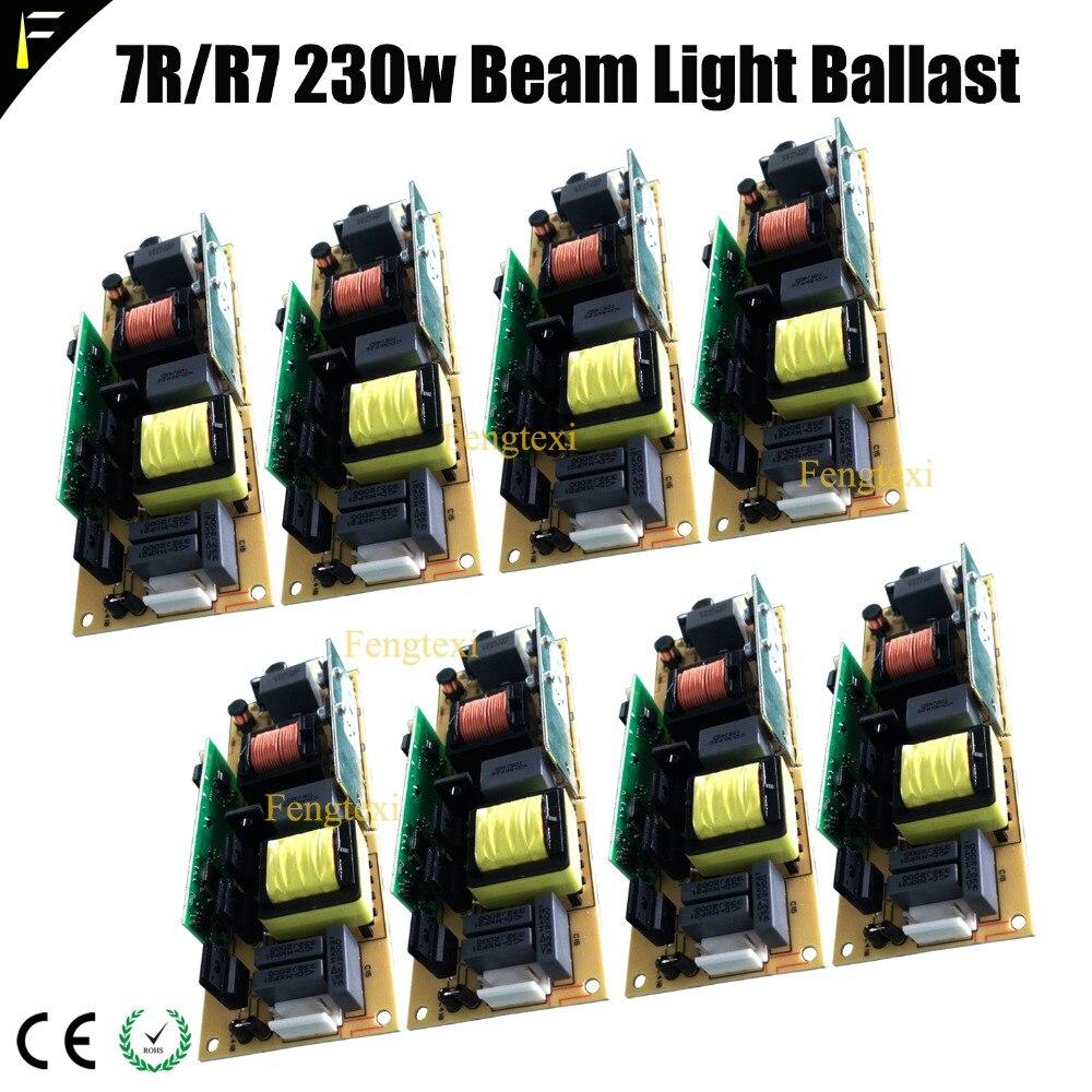 8pcs/lot Stage Light Moving Beam 2R 5R 7R 15R 132/200/230w Lighter Ignitor Ballast Lamp Lighting Up Starter Drive